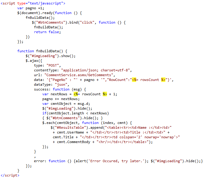 how to create a json