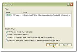 akjoshi's Blog - Rolling back a change set in TFS