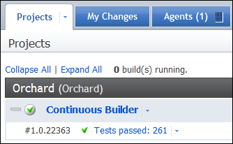 Build was successful, all tests passed