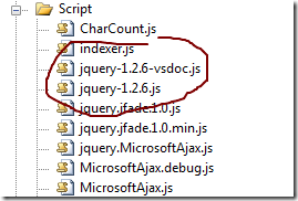 jQueryIntelliSenseFileLocation