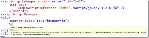 jQueryIntelliSenseScriptReference