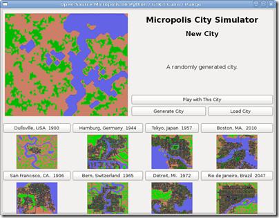MicropolisCoreLinux