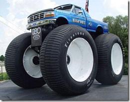Big mutha trucka