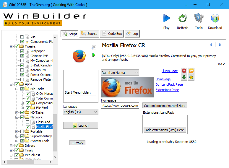 Dixin's Blog - Build custom Windows 10 PE