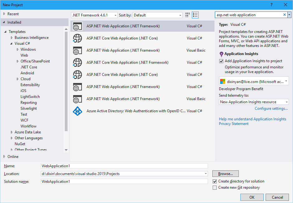 visual studio 2015 how to include stdafx