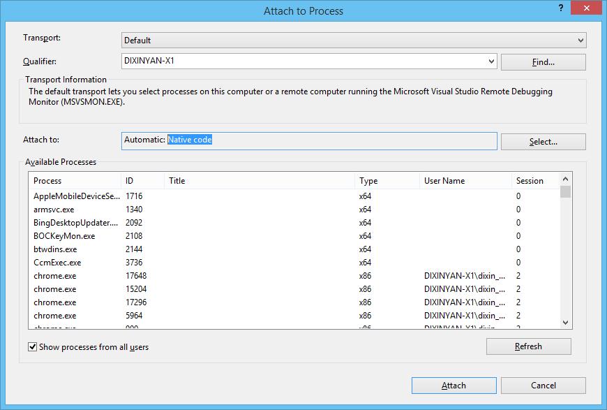 Dixin's Blog - Debugging Classic ASP with Modern Visual Studio