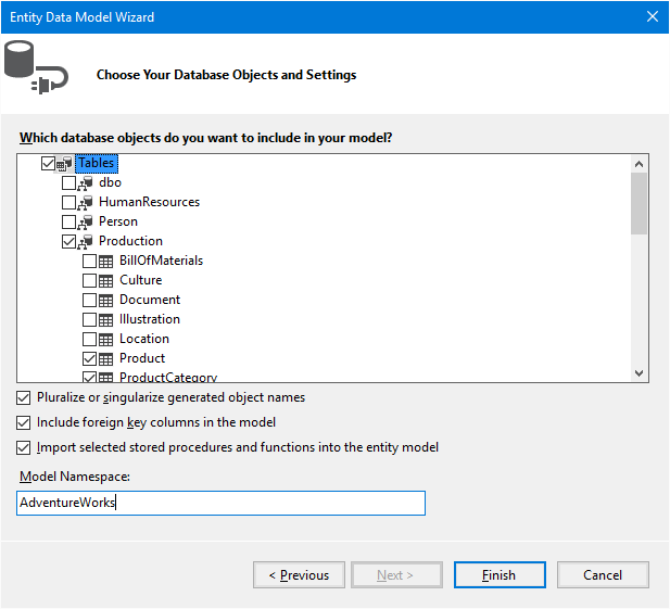 Updating foreign key in linq