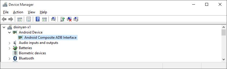 Dixin's Blog - Installing Android 6 Marshmallow on Nexus 7