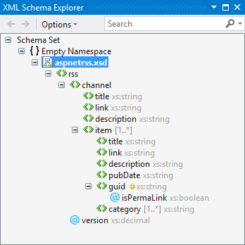 Validating xml c# reader