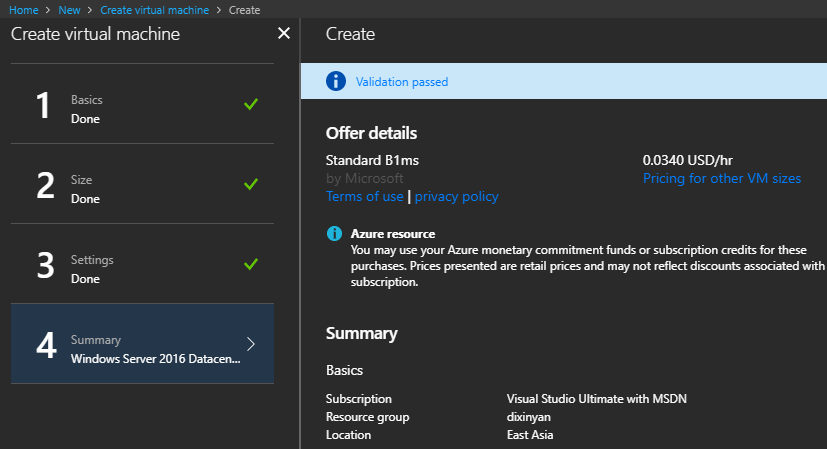 Dixin's Blog - Setup passive FTP server in Azure virtual machine