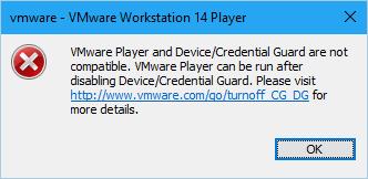 Dixin's Blog - Run Hyper-V and VMware virtual machines on Windows 10