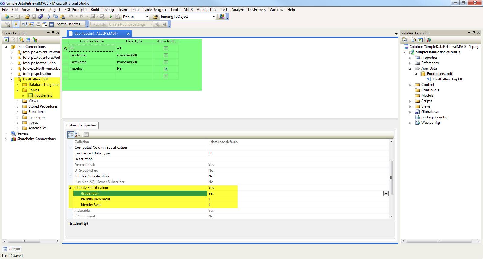 Nikolaos Kantzelis ASP Net Blog - Retrieving data from an SQL Server