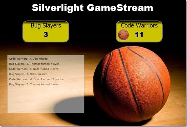 SilverlightInterface