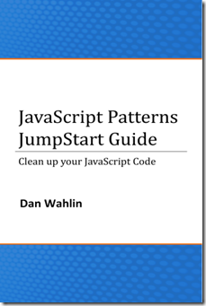 Dan wahlin new ebook javascript patterns jumpstart guide over the years ive worked with various javascript patterns that can be used to clean up code and make it more re usable and maintainable fandeluxe Ebook collections