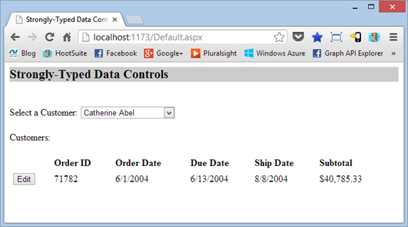 Dan Wahlin - Model Binding in ASP NET 4 5 Web Forms
