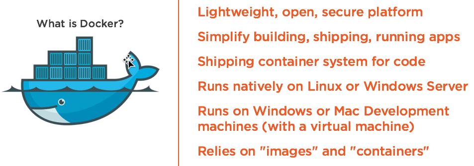 Dan Wahlin - New Pluralsight Course: Docker for Web Developers