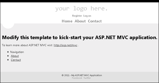 ASP.NET MVC 4: Displaying mobile page using display modes