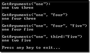 csharp-optional-arguments-output