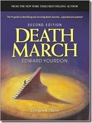 Death March book cover
