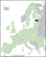 Where is Estonia?
