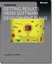 Getting Results from Software Development Teams @ Amazon