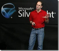 Silverlight Firestarter: ScottGu speaking