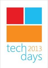TechDays 2013 Belgium