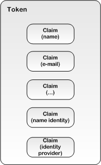 Token and claims