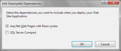 Visual Studio 2010 SP1 Beta: Select deployable dependencies
