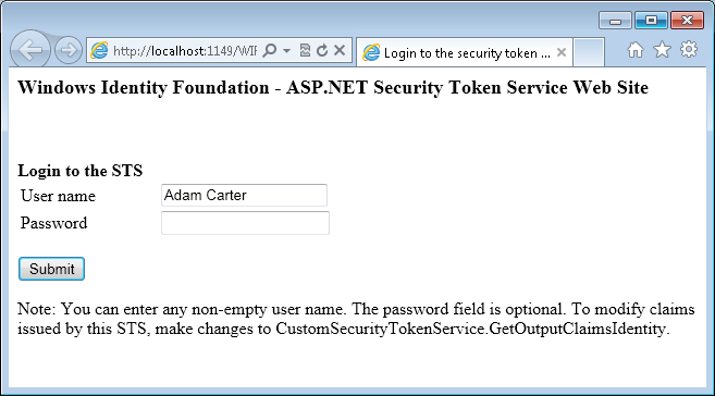 how to make form in asp net