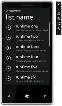 Windows Phone 7 Emulator