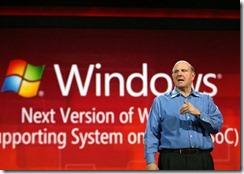 Microsoft Ballmer Keynote