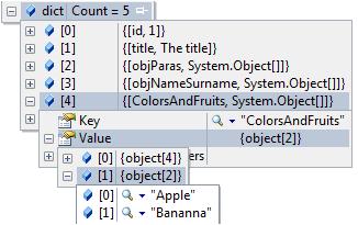 Hajan Selmani - JavaScriptSerializer – Dictionary to JSON
