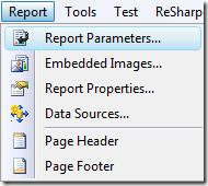 Report_Parameters