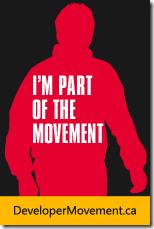 Developer Movement