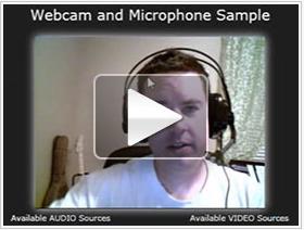 Silverlight 4 WebCam