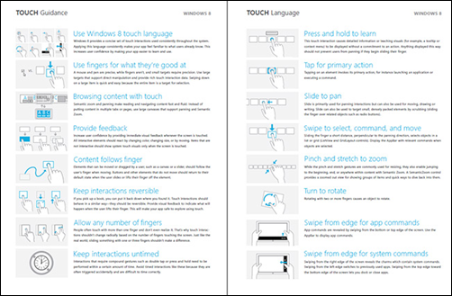 Laurent Duveau - Design Guidelines for Windows 8 Metro apps