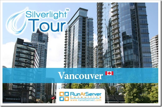 Silverlight Tour Vancouver