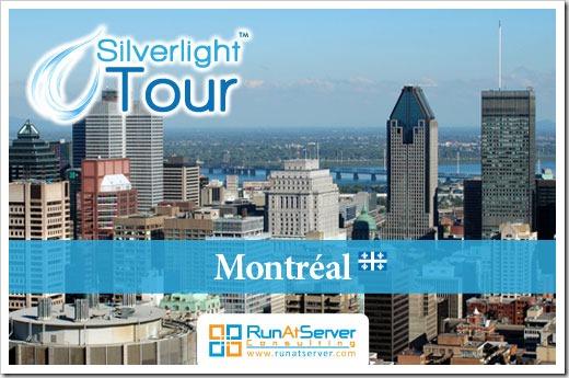 silverlight training montreal