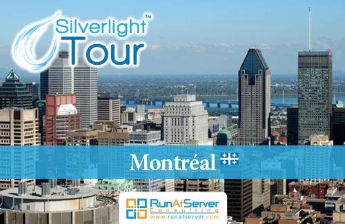 Silverlight Montreal