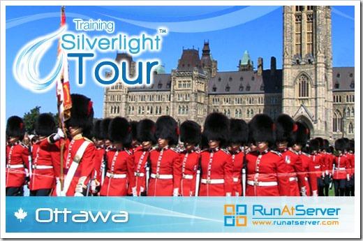 silverlight tour ottawa