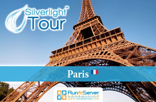 Silverlight Tour Paris