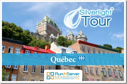 formation silverlight quebec