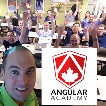 angular academy training in canada