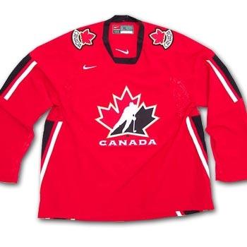 Canadian National Hockey Jersey