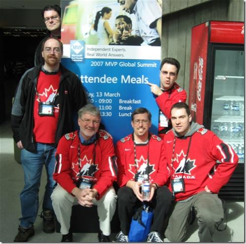 Montreal MVP crew