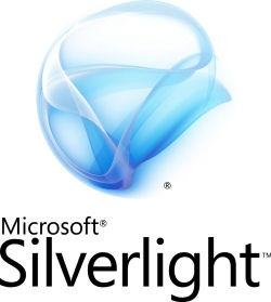 Silverlight presentation material
