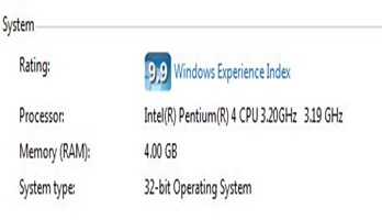WindowsExperience9.9