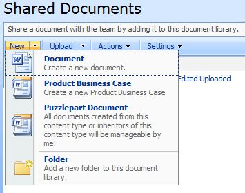 Mads Nissen Sensible Document Template File Management With Sharepoint