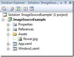 ImageSourceExampleSolution